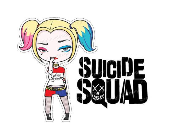 Harley Quinn Clipart