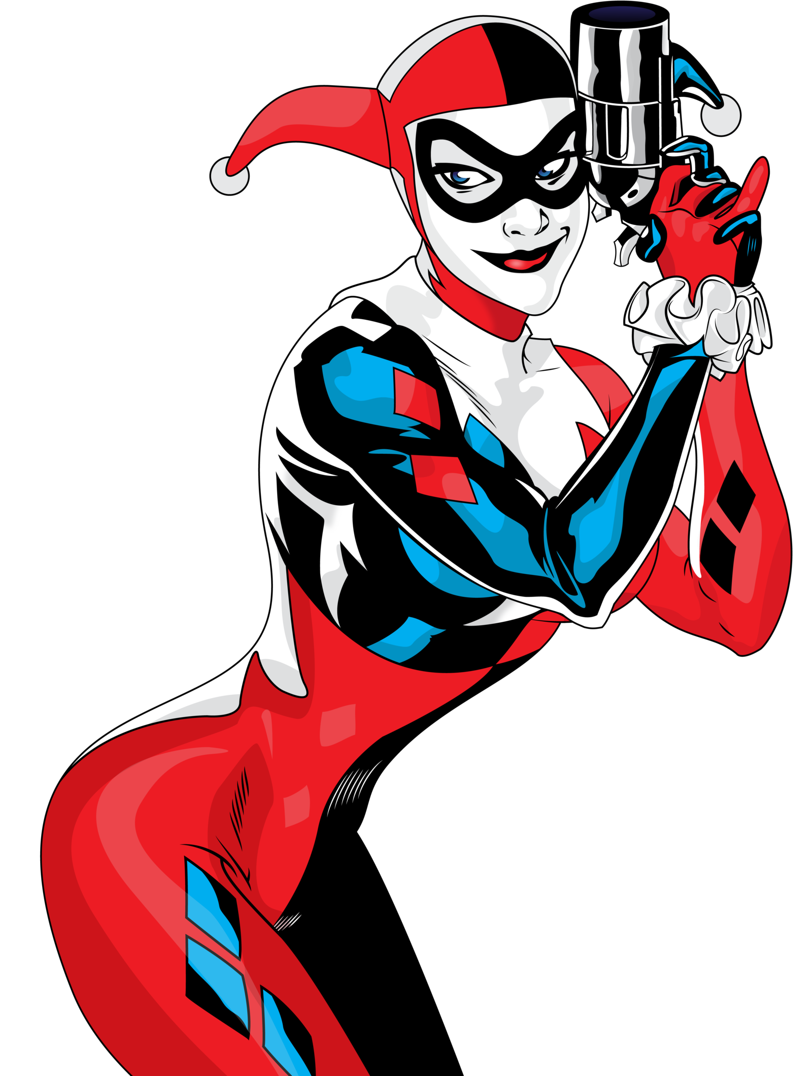 Harley Quinn Harley Quinn Clipart PNG