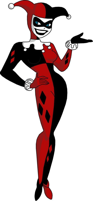 Harley Quinn Pumpkin Clipart