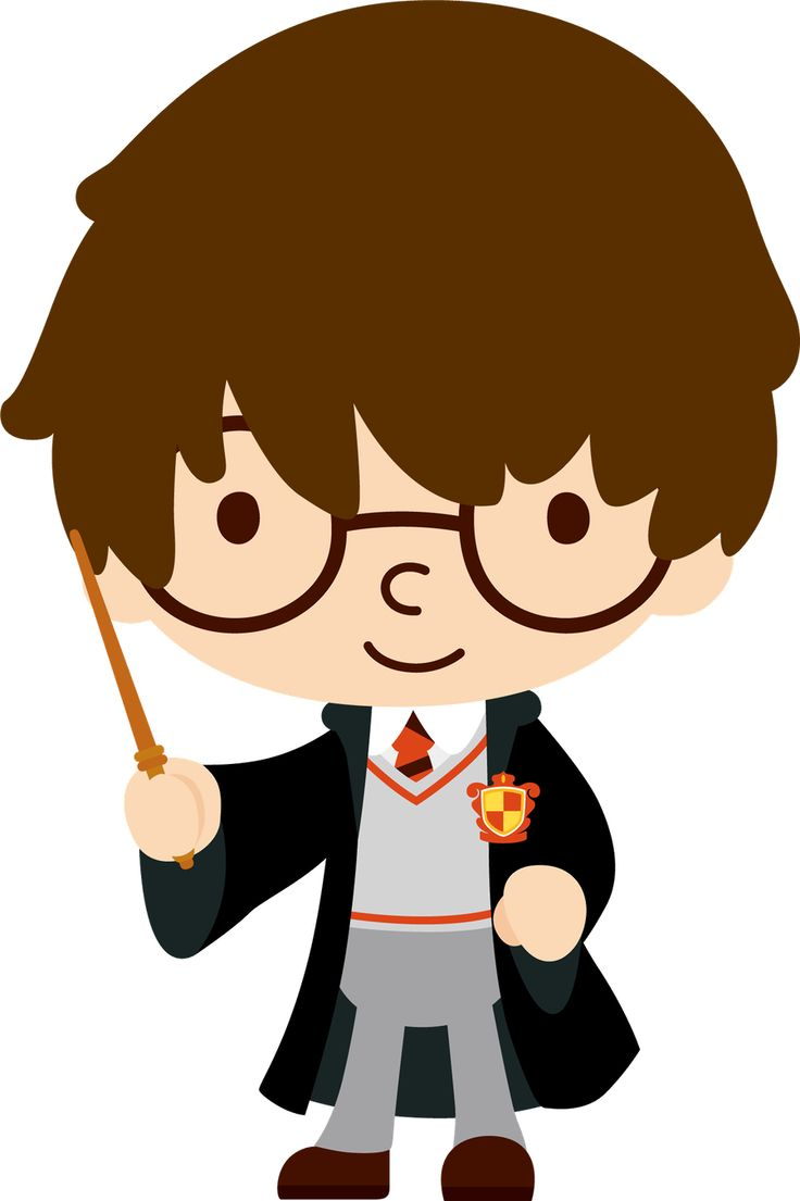Clipart Harry Potter Clipart - Harry Potter Clipart