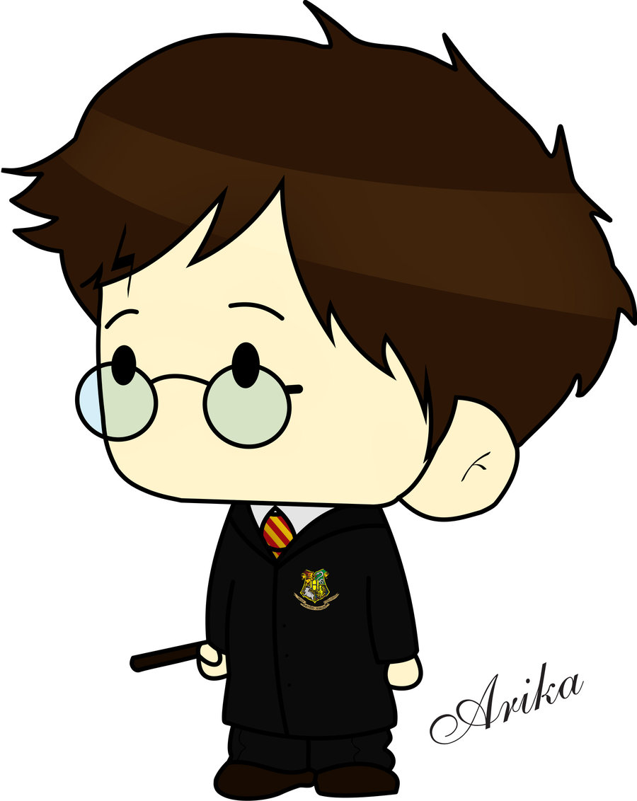 Harry Potter Clip Art #24056 - Harry Potter Clipart