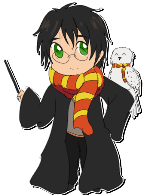 Harry Potter Clipart