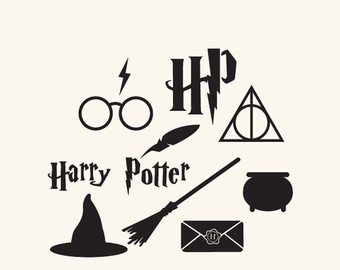 Logo clipart harry potter #3
