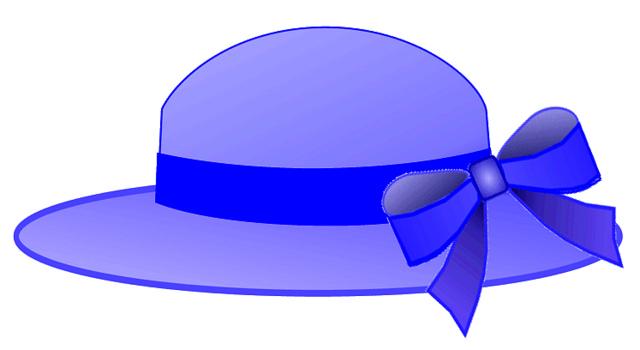 Free Beach Hat Clipart #1