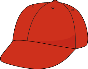 Red Baseball Hat