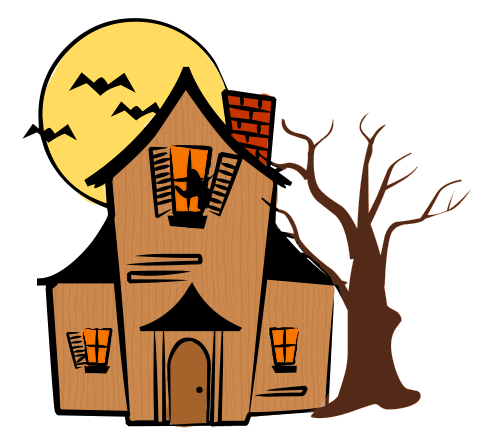Haunted House Color