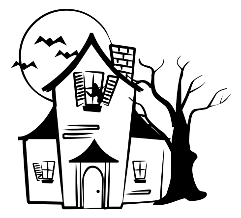 Haunted House Spooky