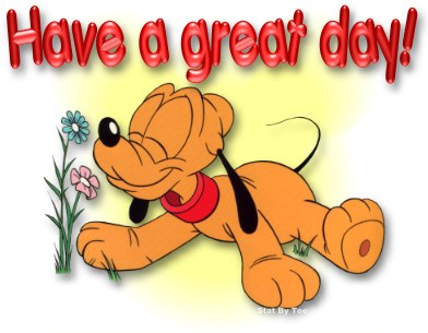 Have A Great Day Clipart