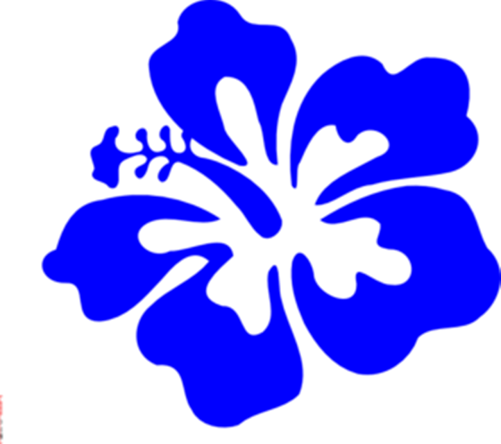 Hawaiian Flowers Clip Art ..