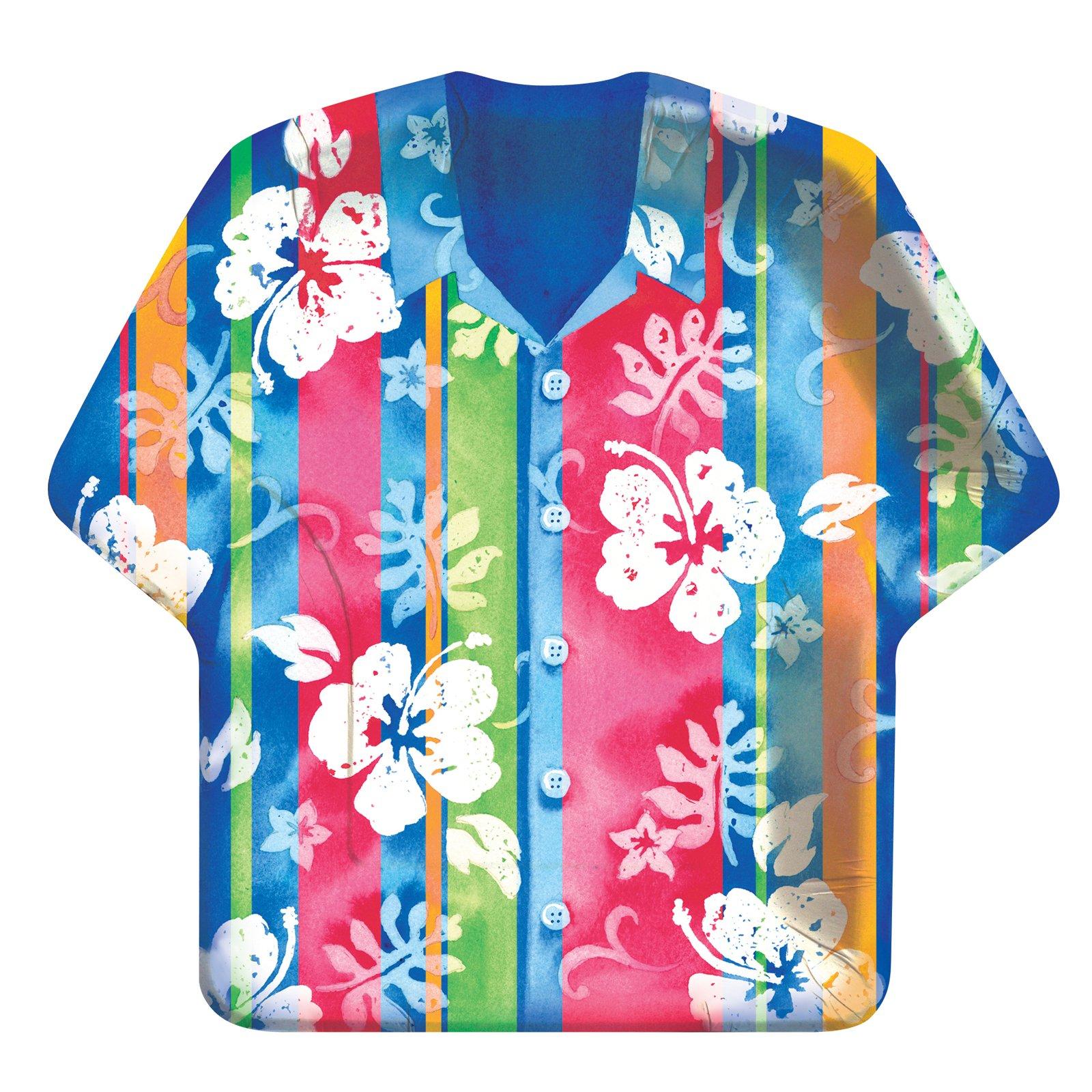 Hawaiian Shirt Clip Art #19356