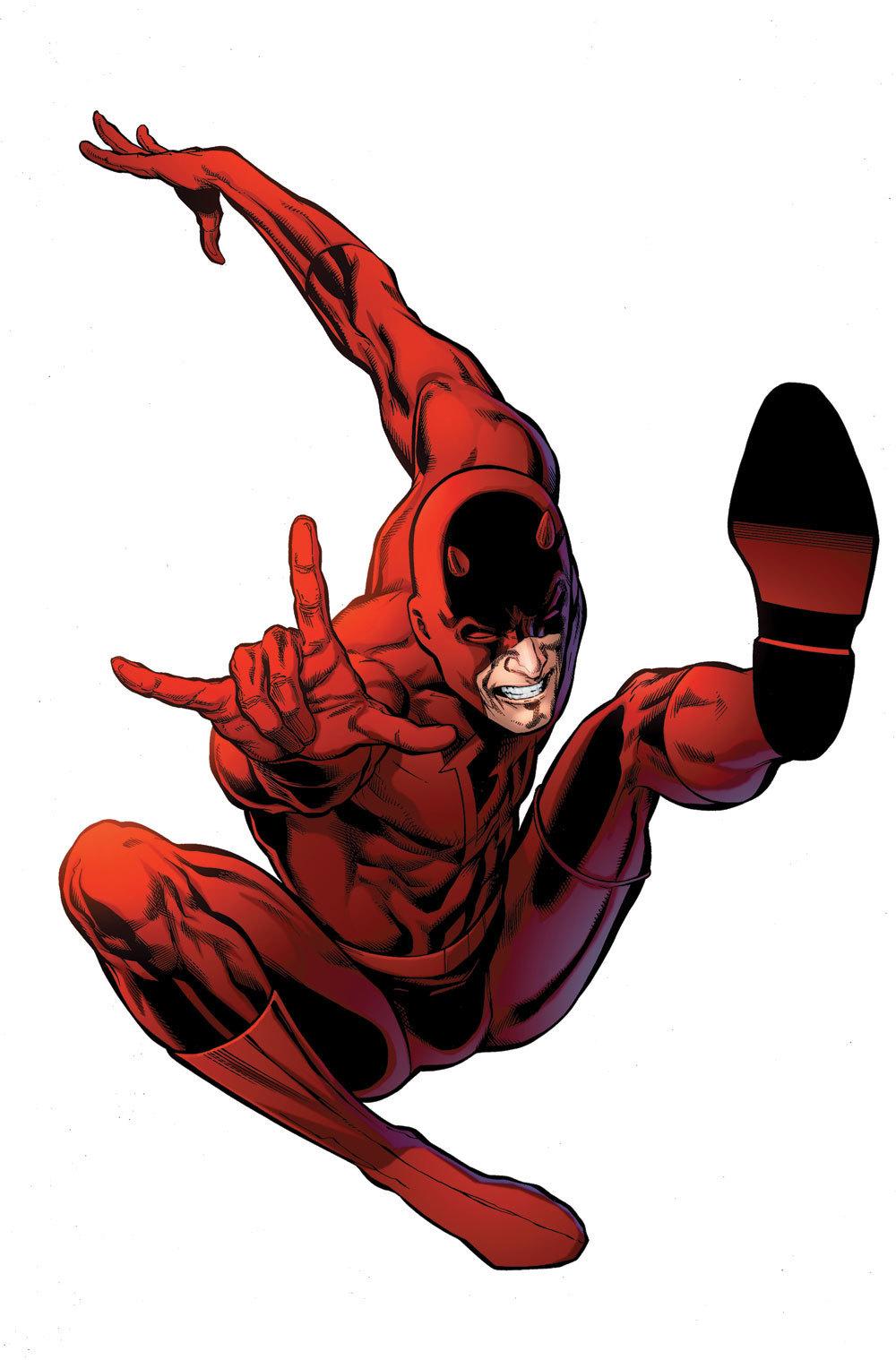 Daredevil/Hawkman