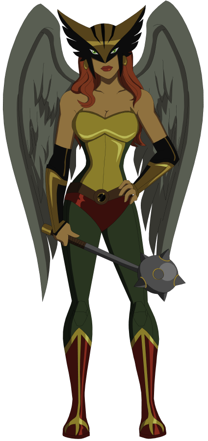 Filename: new_hawkgirl_by_amtmodollas-d6kr2tv.png - Hawkgirl PNG