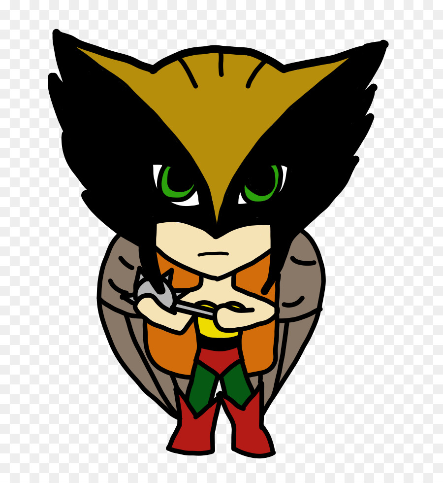 Hawkgirl Hawkman Batgirl Art Clip art - Hawk Girl Cliparts