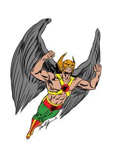 Hawkman Cliparts #131326