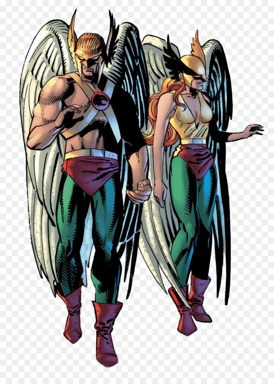 Hawkman (Katar Hol) Hawkgirl Superhero Hawkman (Carter Hall) - hawkman