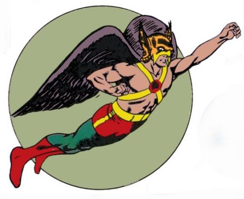 Hawkman. replacement