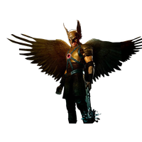 Hawkman Transparent PNG Image