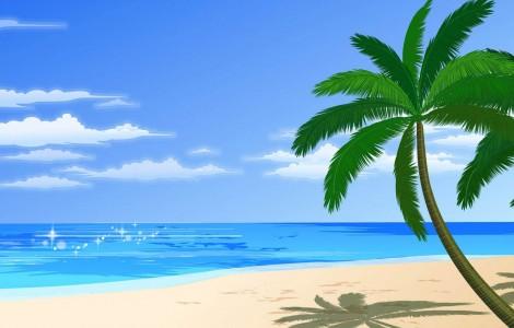 Hd beach clipart - ClipartFox