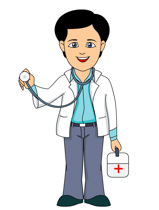 Health Doctor Clipart Size: 88 Kb