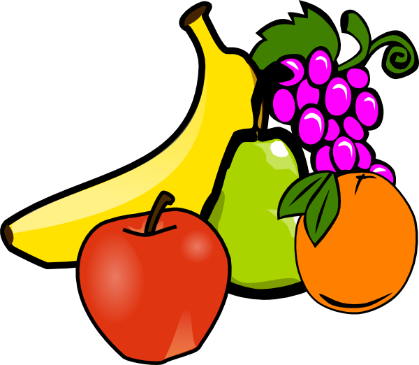 Healthy Snack Clipart Clipart Panda Free Clipart Images