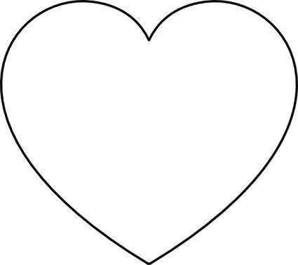 Heart Clipart Black And White Heart Clipart Black And White Jpg