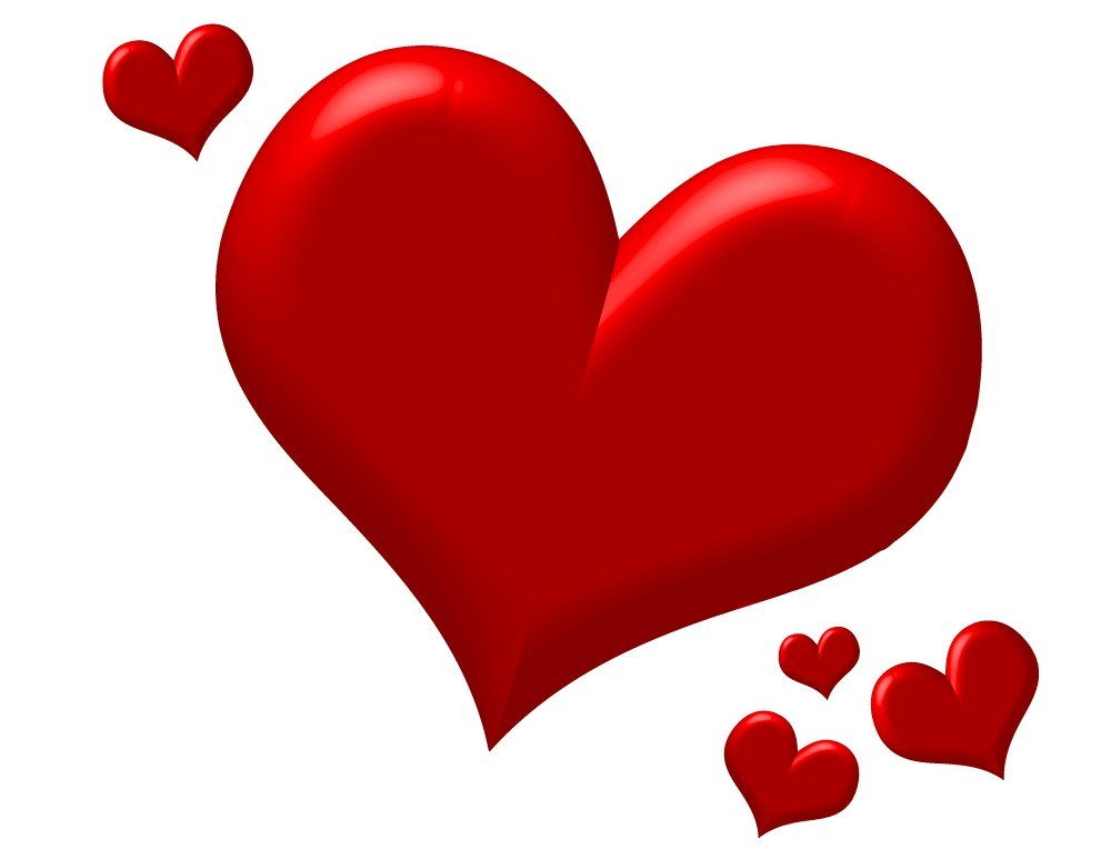Heart clipart free large image .