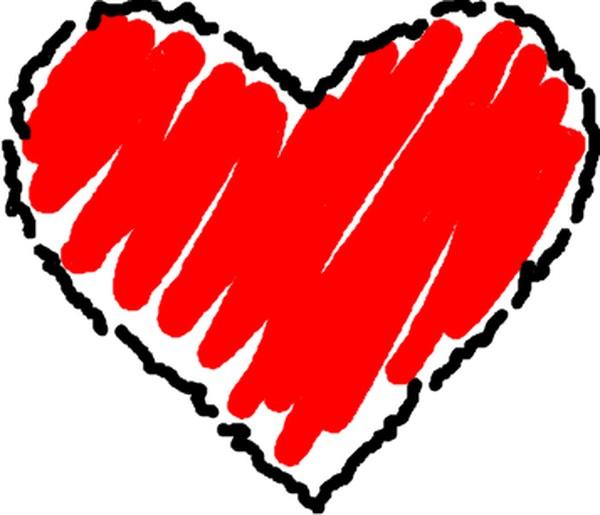 Heart clipart, Heart clip art - Heart Clipart