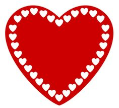 Heart Clipart | Clipart Panda - Free Clipart Images Valentine Day Week,  Little Valentine,