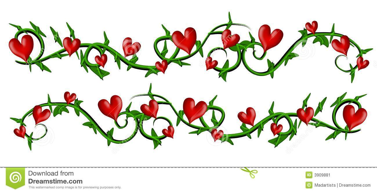 Hearts Border Clipart Clipart Panda Free Clipart Images