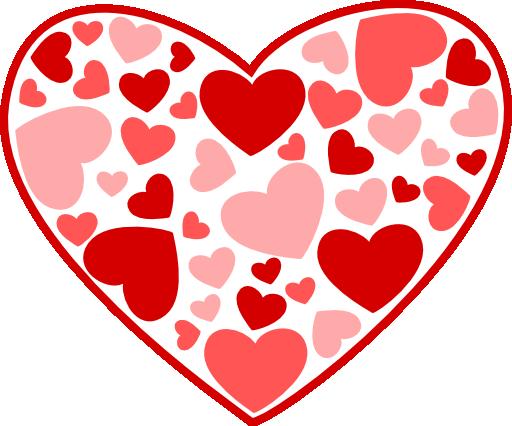 Hearts heart clipart 3