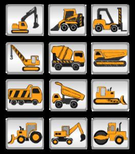 Heavy construction .