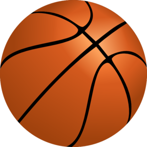 Here is some basketball clipa - Basketball Clipart