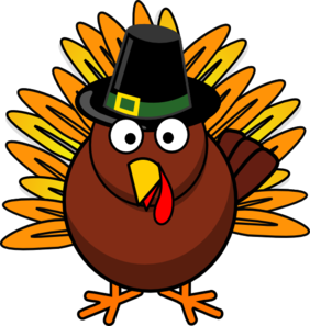 Here is Thanksgiving clip art. My dad loves Thanksgiving and is always looking for new