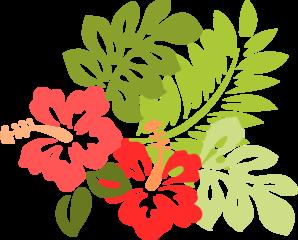 Hibiscus Clip Art