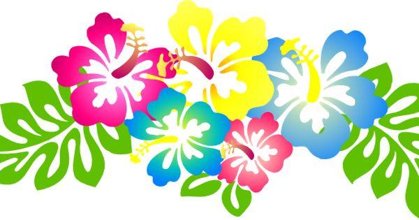Hibiscus Flower Clip Art ..