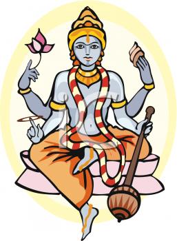 Hindu Clip Art Image
