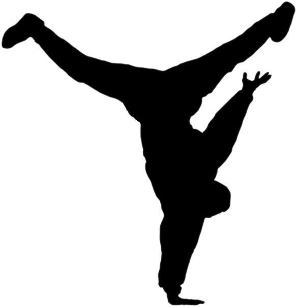 Hip hop dancer clipart free clipart images 4