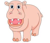 hippo. Size: 51 Kb