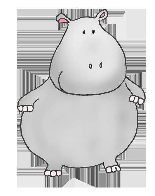 hippopotamus clipart - Google Search