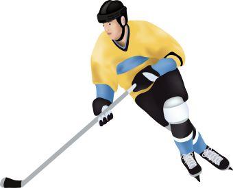 Hockey Clip Art