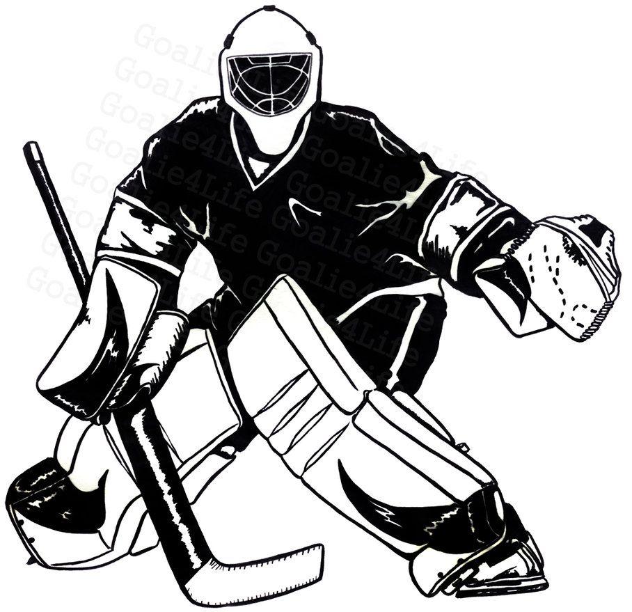 free hockey images clipart - Recherche Google