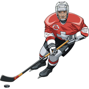 Hockey Player Image