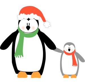 holiday clipart free. ShareHoliday Christmas Penguins ShareHoliday .