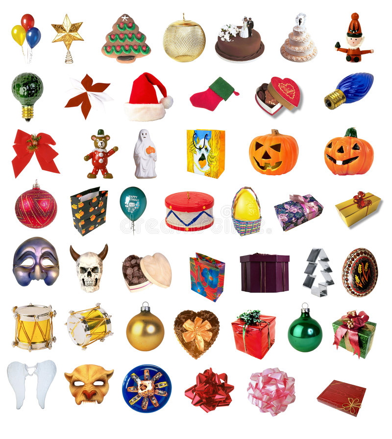 Holiday clipart collection st - Holiday Clipart