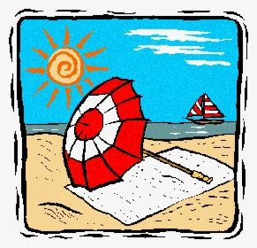 Summer Holiday Clip Art - Vac - Holiday Clipart