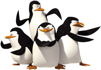 Holiday Penguin Clip Art | Clipart library - Free Clipart Images