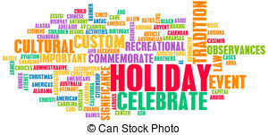 . ClipartLook.com Holiday - Going on Holidays or a Public Holiday as Concept