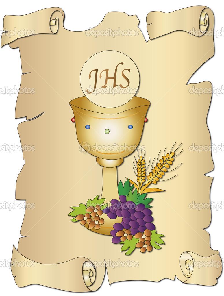 Holy Communion Clip Art Free First Communion Stock Photo