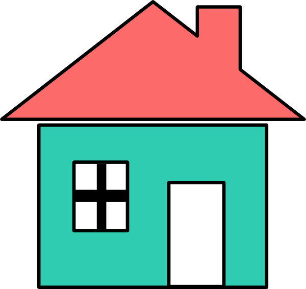 Home Clipart this image as: