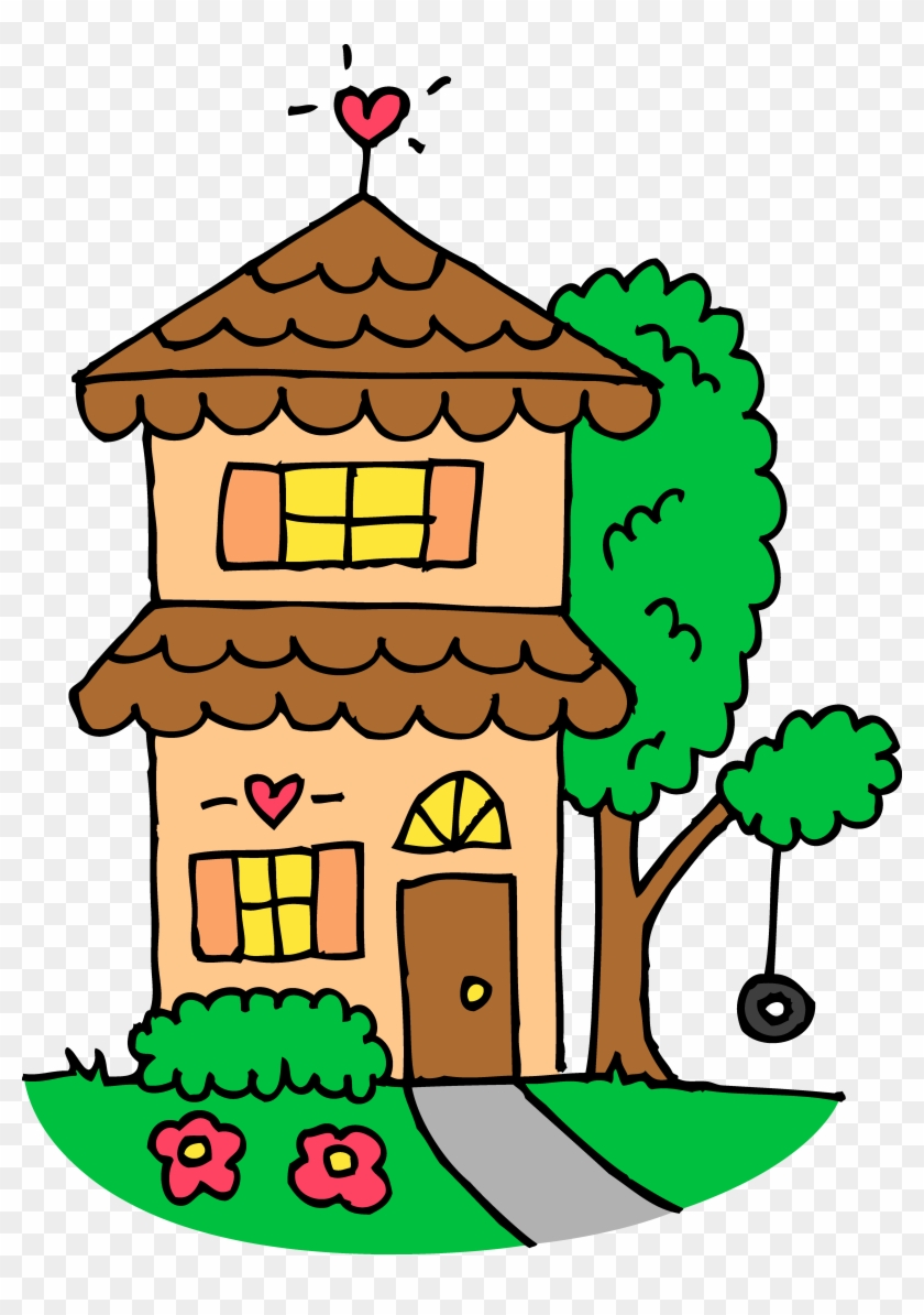 house sold clip art free clipart images cute house clipart free rh  clipartmax com dog house clipart free open house clipart free